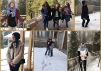 SICAS Girls Trip to Nathia Gali!